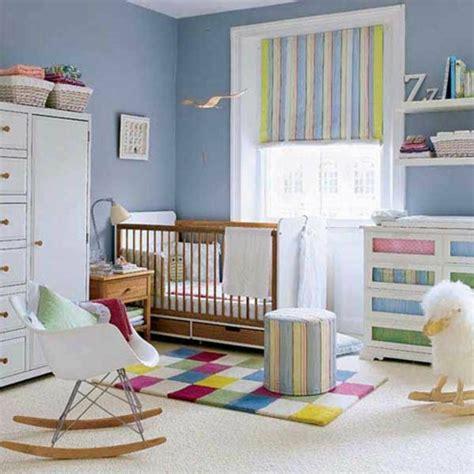 chambre bébé colorée décoration chambre bébé garçon idées et astuces