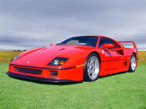 One of the most desired supercars to leave the maranello factory is the f40, produced over the course of 5 years, until 1992. black lamborghini aventador vw gol tuning car pictures classic concept cars ferrari 4: WTT MK2 ...