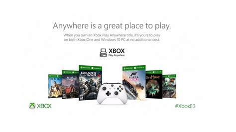 xbox play anywhere everything you need to about xbox play anywhere program mspoweruser