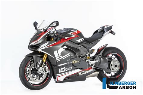 Ducati Panigale V4 Carbon Edition by Panigale V4 S Ab 2018 Ilmberger Carbon