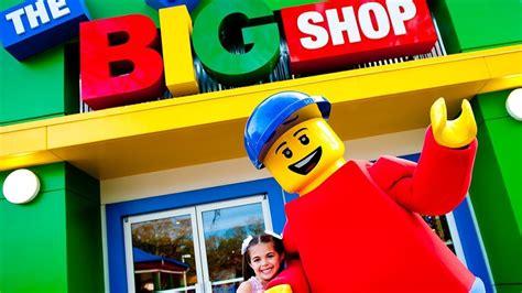 Bid Shopping Lego The Big Shop Store Legoland Florida 2018