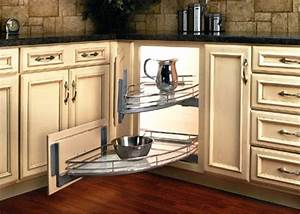 20 different types of corner cabinet ideas for the kitchen 2108
