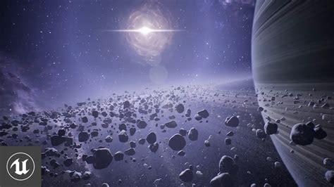 protostar demo ue vulkan api unreal engine youtube