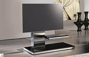 Porta tv in acciaio Sydney 340 di Munari Arredo Design Online