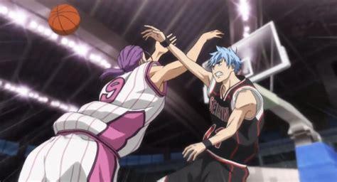 Anime Kuroko No Basket Season 3 Basketball Anime Welcome To Pandadestroy