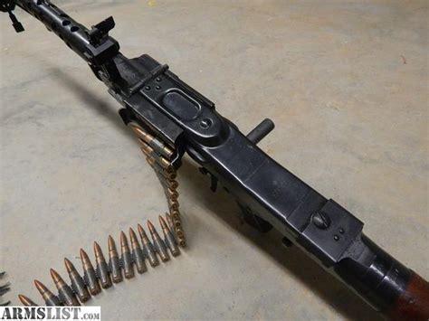 Mg34 8mm Belt-fed Semi-auto Rifle