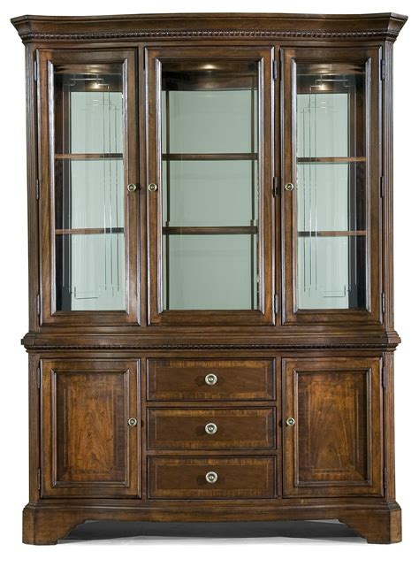 pictures of china cabinets legacy classic american traditions buffet china hutch