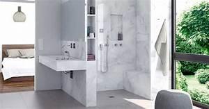 Behindertengerechtes Bad Din 18040 : barrierefreie bodengleiche dusche nullbarriere ~ Eleganceandgraceweddings.com Haus und Dekorationen