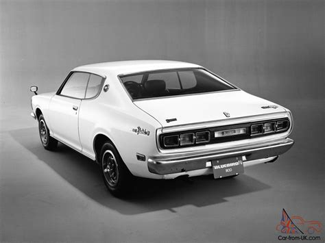 Datsun Bluebird by Datsun Bluebird 610 Car Classics