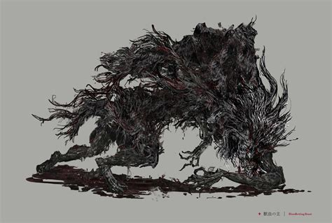 Of The Beast Wiki by Bloodletting Beast Bloodborne Wiki