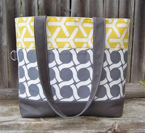 quilted tote bag  craftsy
