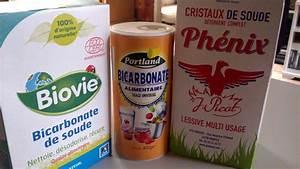 Nettoyer Canalisation Avec Cristaux De Soude : bicarbonate et cristaux de soude youtube ~ Melissatoandfro.com Idées de Décoration