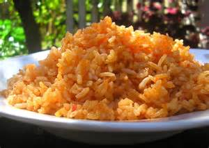 Spanish Rice with Tomatoes