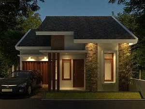 40 Desain Atap Rumah Minimalis Modern  