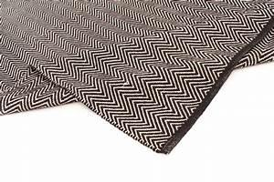 Teppich 400 X 400 : teppich 300 x 400 cm baumwollteppich marina schwarz ~ Orissabook.com Haus und Dekorationen