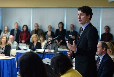 justin trudeau teaching resume trudeau indigenous students deserve same opportunities macleans ca