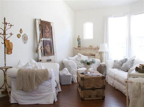 20 shabby chic living rooms hgtv