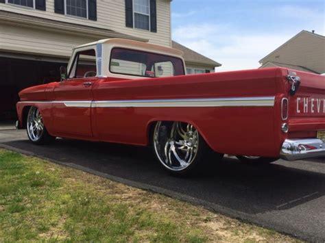 custom ls for sale 1966 chevy c10 custom show truck turbo ls motor classic