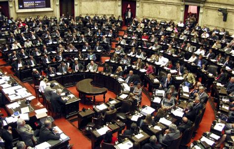 Resultado de imagen de camara de diputados argentina