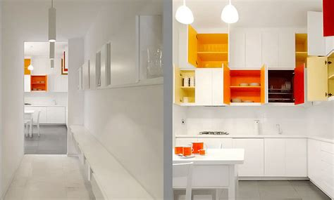 how to paint inside kitchen cabinets paint bright colors inside your white kitchen cabinets