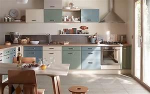 Evier Avec Meuble Castorama : kitchenette cuisine compl te et meuble sous vier castorama ~ Nature-et-papiers.com Idées de Décoration