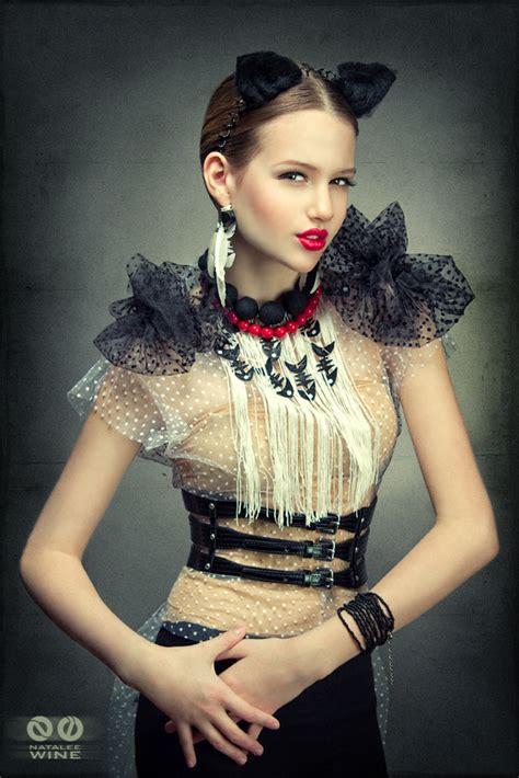 fashionbank model pokrovskaya polina