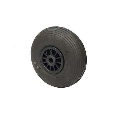 chambre a air diable 3 00 4 roue de diable gonflée 4pr diamètre 260mm avec axe de 20