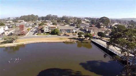 Paddle Boats El Estero Monterey Ca by Flying With The Birds Lake El Estero Monterey Ca