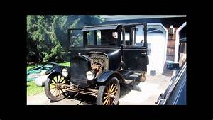 1925 Ford Model T First Start