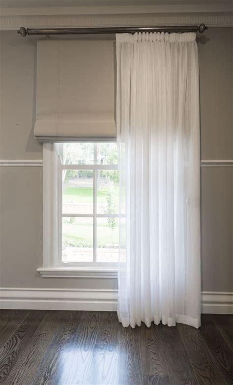 Sheer Curtains With Blinds  Curtain Menzilperdenet