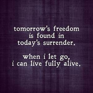 95 best images ... Daily Surrender Quotes