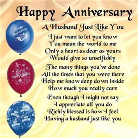 Free Anniversary Poem Picture by Personalised Coaster A Husband Poem Happy Anniversary