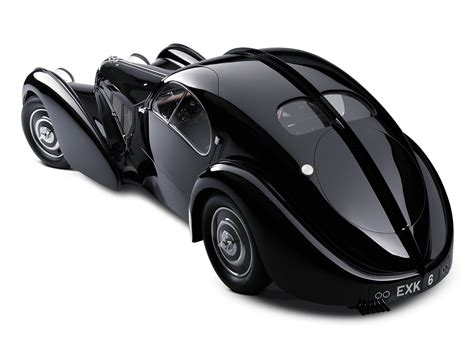 1936 Bugatti Type 57sc Atlantic Coupe Supercar Retro G