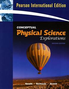 Conceptual Physical Science Explorations 2nd Edition Pdf