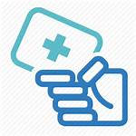 Insurance Icon Health Medical Card Care Healthcare