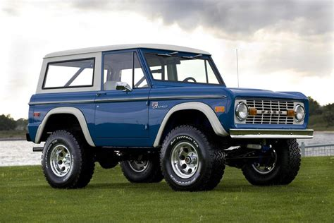 New Ford Bronco For Sale by 1974 Ford Bronco For Sale 1846986 Hemmings Motor News