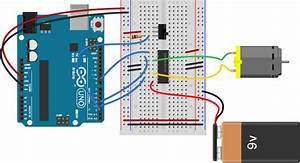 Help Needed With Reverse Dc Motor Control With H