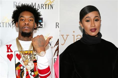 cardi b wedding date cardi b is pregnant and offset from migos is rumored to be
