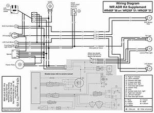 Baja Designs Wiring Diagram - Wr400f  426f  450f