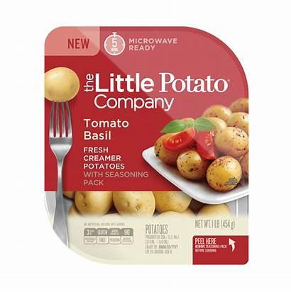 Potato Company Microwave Ready Kits Closer