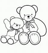 Coloring Doll Boneka Mewarnai Gambar Untuk Cartoon Printable Bear Teddy Lucu Beruang Ausmalbilder Puppen Sketsa Dolls Bratz Paling Baru 2000 sketch template