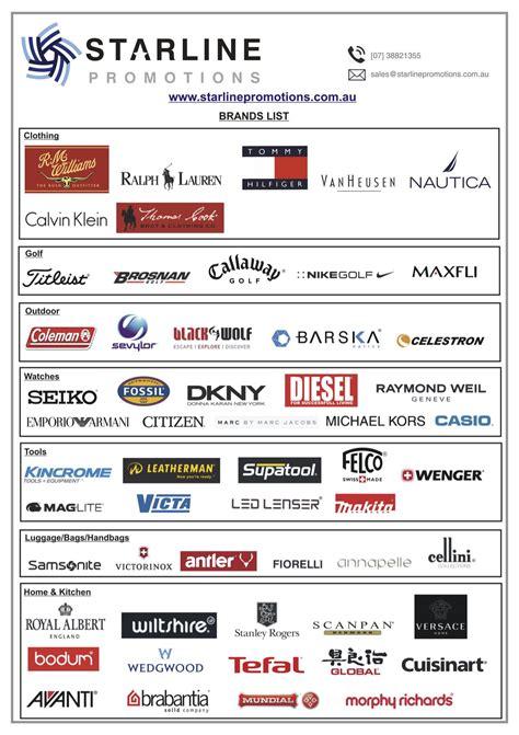 designer clothing brands starline retail designer brands list starline promotions