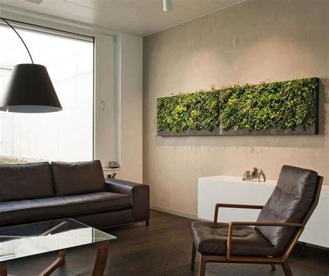 Grüne Wand Schlafzimmer by Natur Pur Im Haus Dank Gr 252 Ner Wand