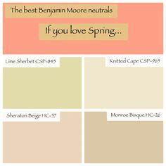 paint colors on pinterest benjamin moore tropical
