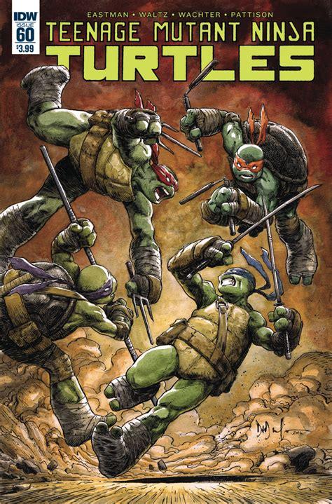teenage mutant ninja turtles  idw publishing