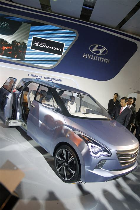 Hyundai Hexa Space Concept Kia Forum Forum Kia