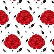 floral  wallpaper desiloopbyssk spoonflower