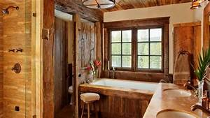 Rustic country style interior design ideas youtube for Interior design ideas rustic look
