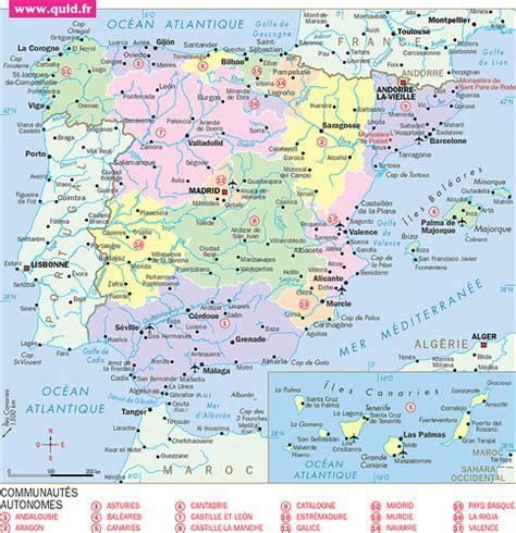 Comment On Dit Carte Du Monde En Espagnol by Les Langues R 233 Gionales En Espagne