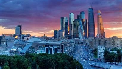 Bing Moscow Business Russia Getty International Skyline